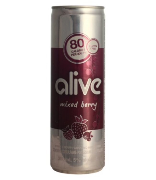 ALIVE MIXED BERRY ALIVE MIXED BERRY