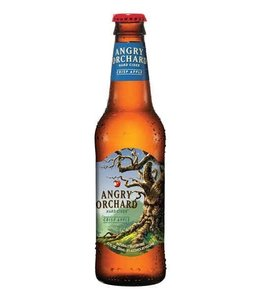ANGRY ORCHARD CRISP APPLE ANGRY ORCHARD CRISP APPLE