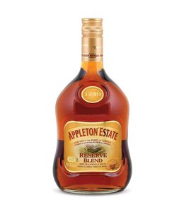 APPLETON ESTATE WITH APPLETON RESERVE APPLETON ESTATE WITH APPLETON RESERVE
