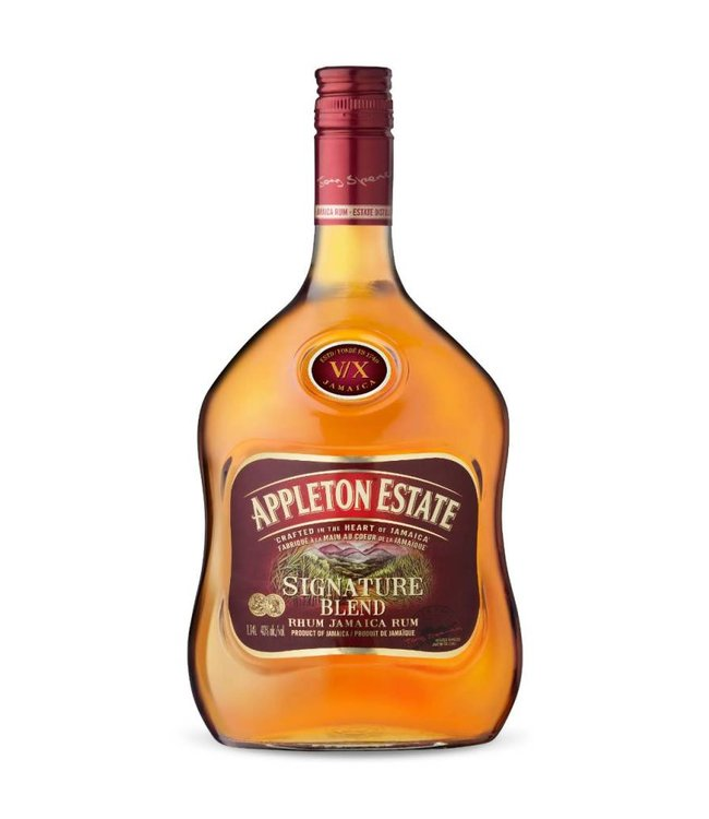 APPLETON V/X WITH 50ML APPLETON V/X WITH 50ML