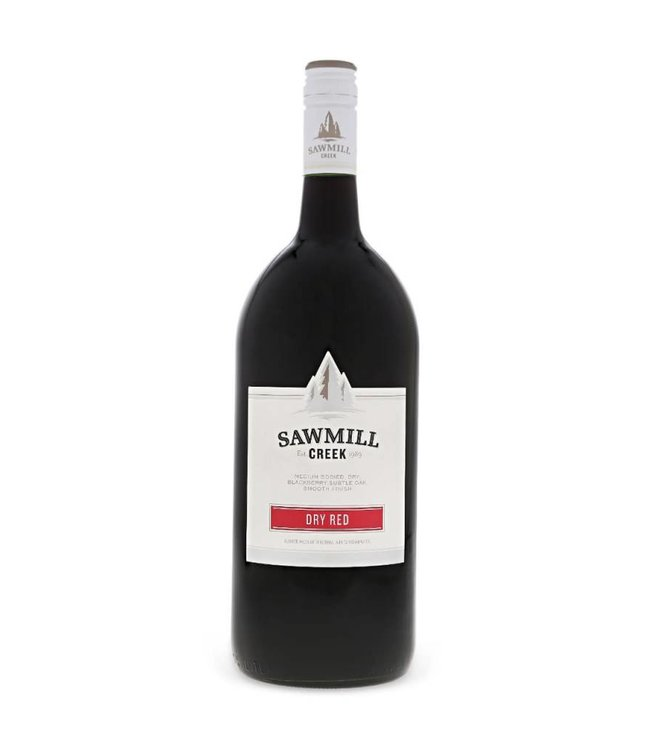SAWMILL CREEK BARREL SELECT DRY RED SAWMILL CREEK BARREL SELECT DRY RED