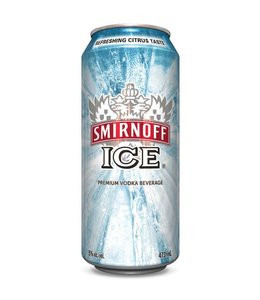 SMIRNOFF ICE TALL CAN SINGLES SMIRNOFF ICE TALL CAN SINGLES