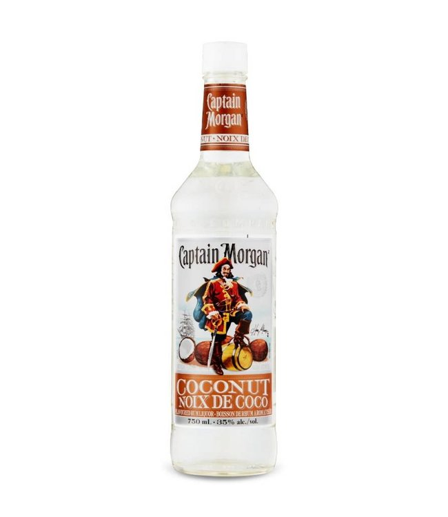 CAPTAIN MORGAN CAPTAIN MORGAN COCONUT FLAVOURED RUM