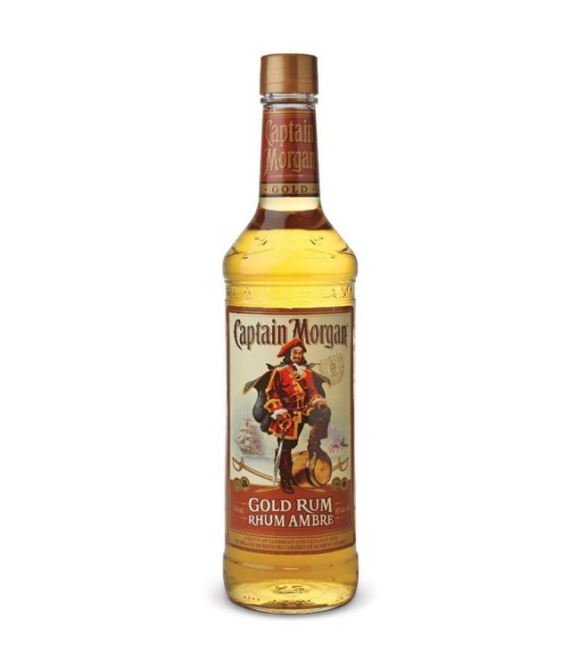 CAPTAIN MORGAN CAPTAIN MORGAN GOLD