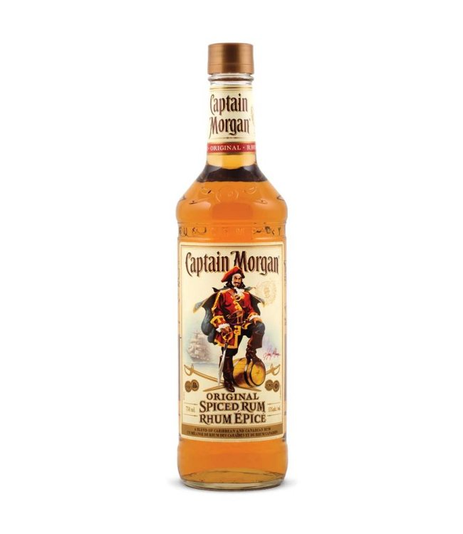 CAPTAIN MORGAN CAPTAIN MORGAN SPICED