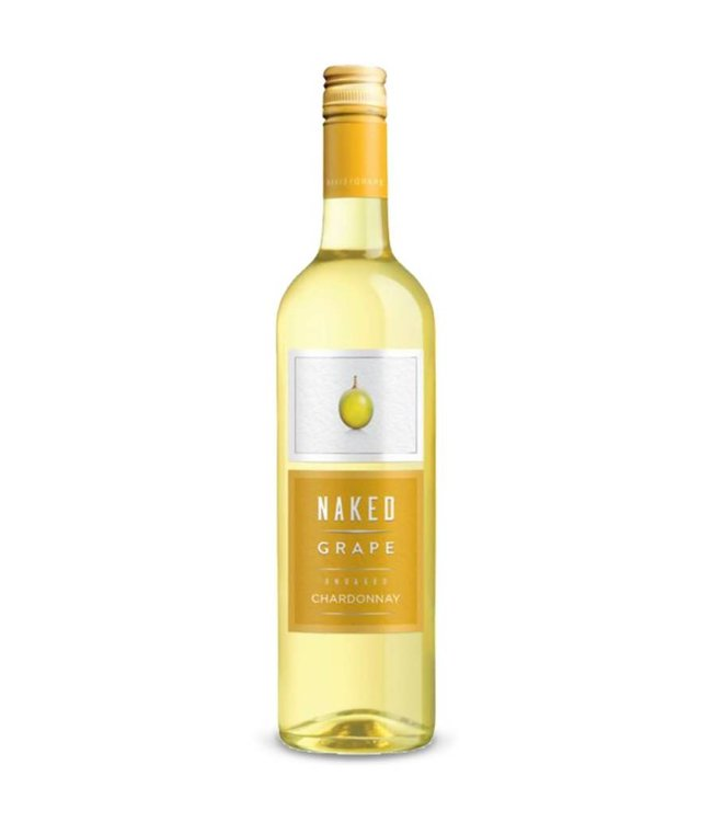NAKED GRAPE NAKED Grape Chardonnay