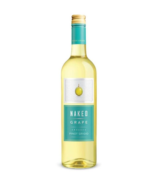 NAKED GRAPE NAKED Grape Pinot Grigio