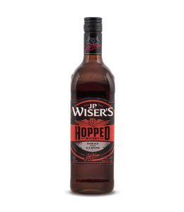 J. P. WISER'S J.P. WISER'S HOPPED