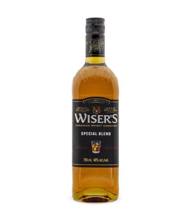 J. P. WISER'S J.P. WISER'S SPECIAL BLEND