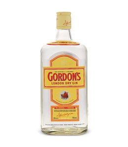 GORDON'S LONDON DRY GORDON'S LONDON DRY GIN