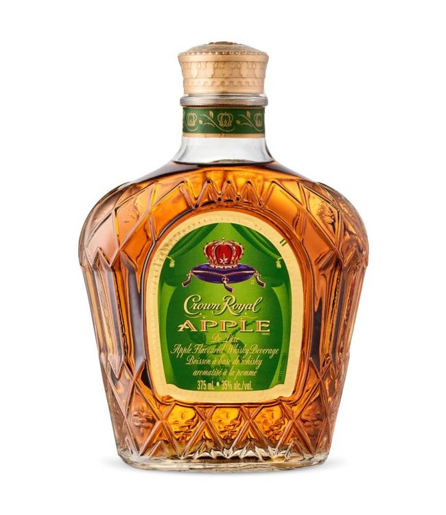 CROWN ROYAL CROWN ROYAL APPLE