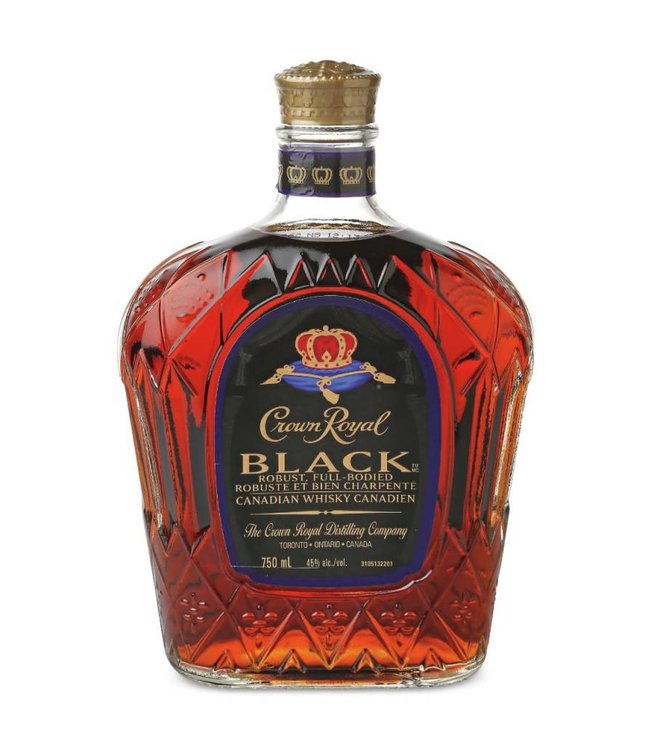 CROWN ROYAL CROWN ROYAL BLACK