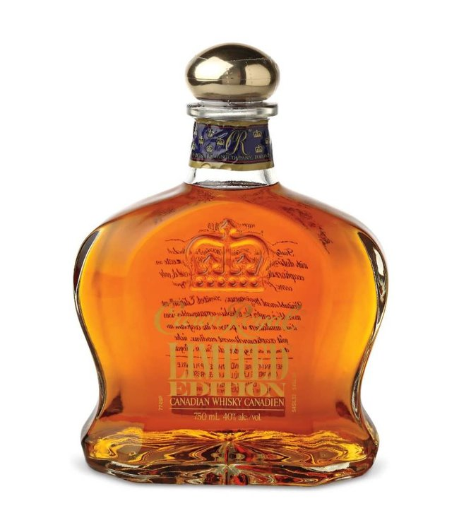 CROWN ROYAL CROWN ROYAL LIMITED EDITION