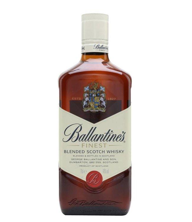 BALLANTINE'S FINEST BALLANTINE'S FINEST
