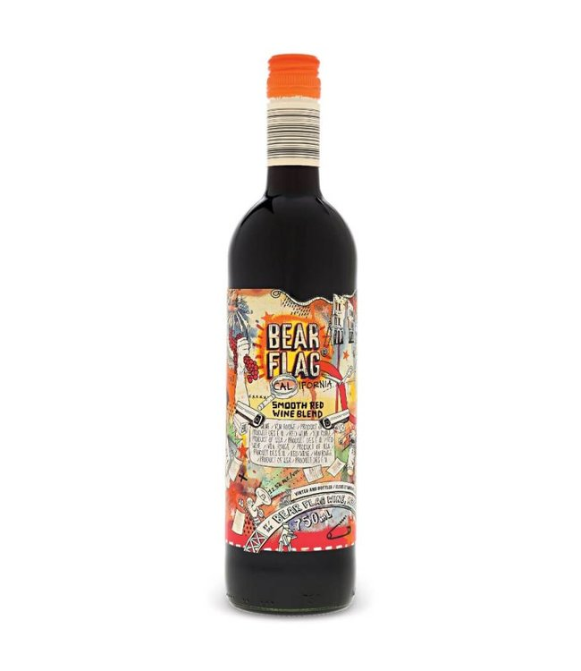BEAR FLAG BEAR FLAG RED