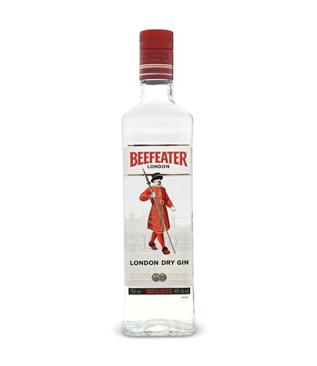 BEEFEATER LONDON DRY GIN BEEFEATER LONDON DRY GIN