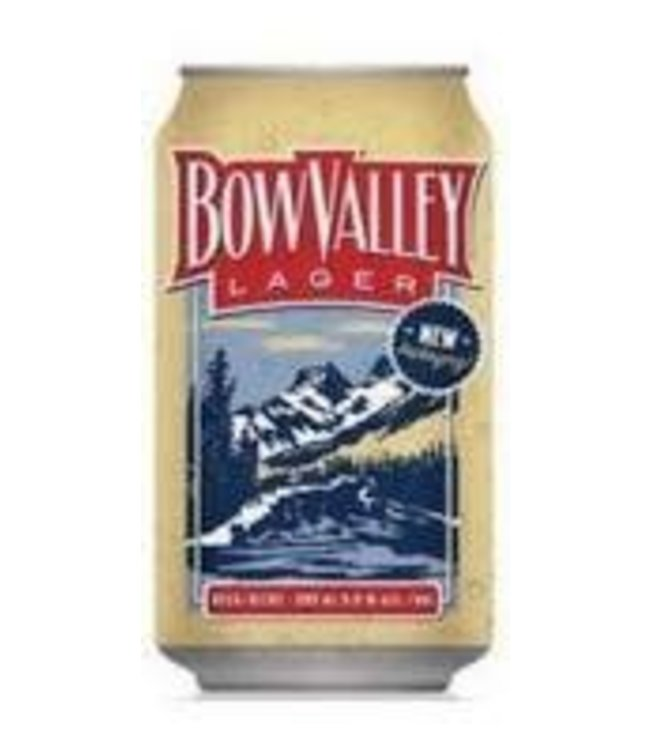 BOW VALLEY LAGER BOW VALLEY LAGER