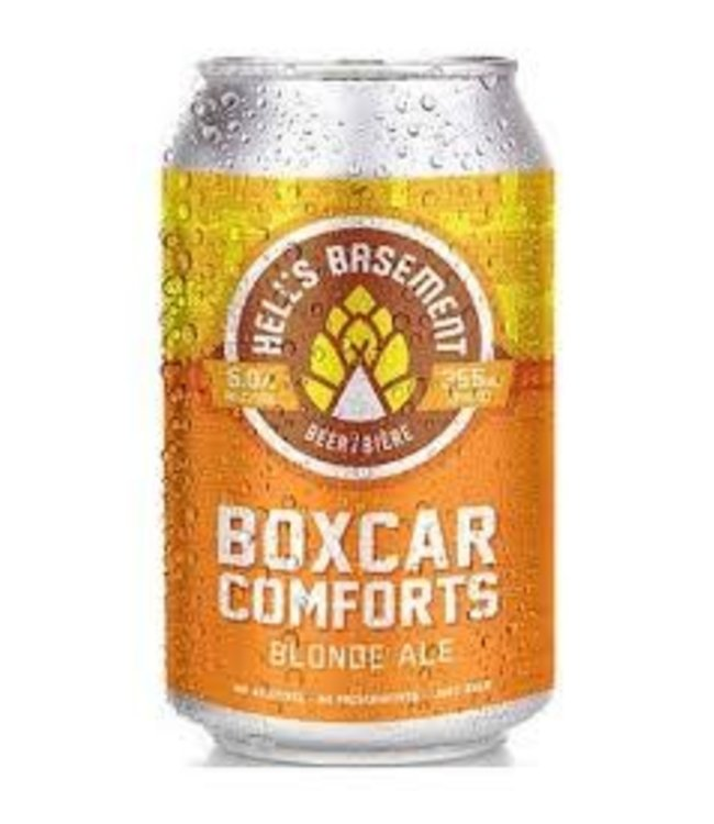 BOXCAR COMFORTS BLONDE ALE CLS BOXCAR COMFORTS BLONDE ALE CLS