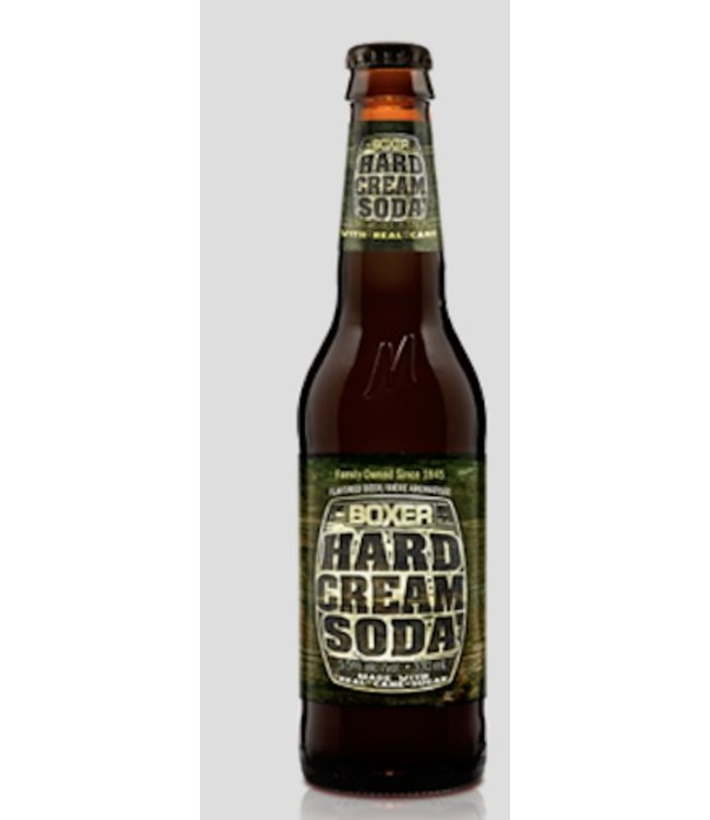 BOXER BOXER HARD CREAM SODA