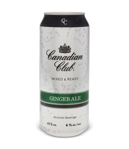 CANADIAN CLUB CANADIAN CLUB & GINGER