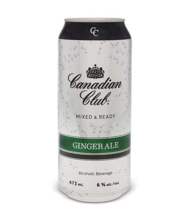 CANADIAN CLUB CANADIAN CLUB & GINGER