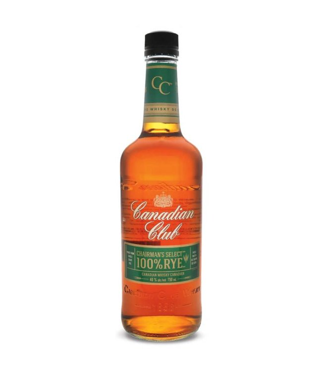CANADIAN CLUB CANADIAN CLUB 100% RYE