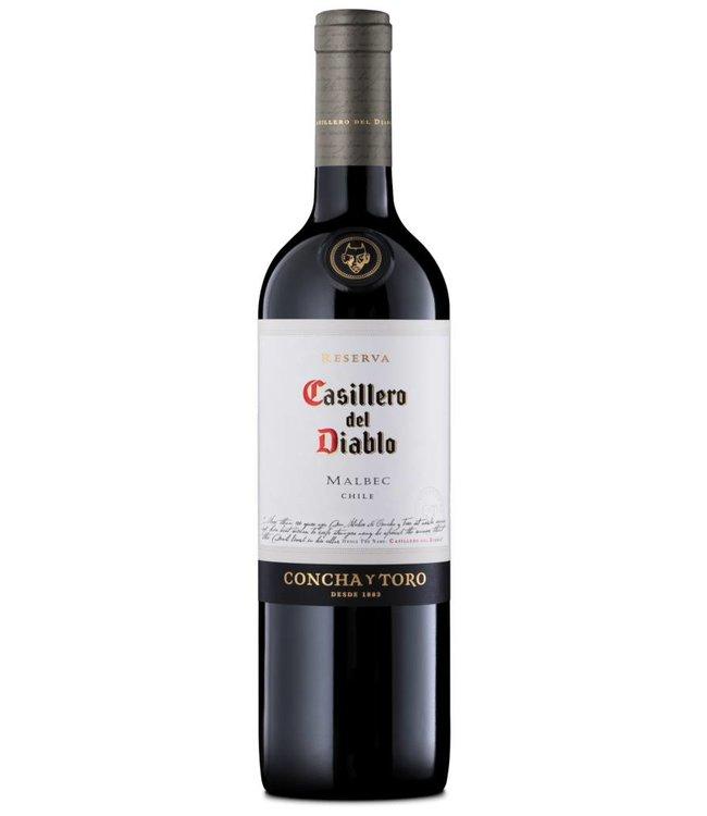 CONCHA CASILLERO CONCHA CASILLERO DEL DIABLO MALBEC