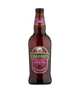 CRABBIE'S RASPBERRY ALCOHOLIC GINGER CRABBIE'S RASPBERRY ALCOHOLIC GINGER