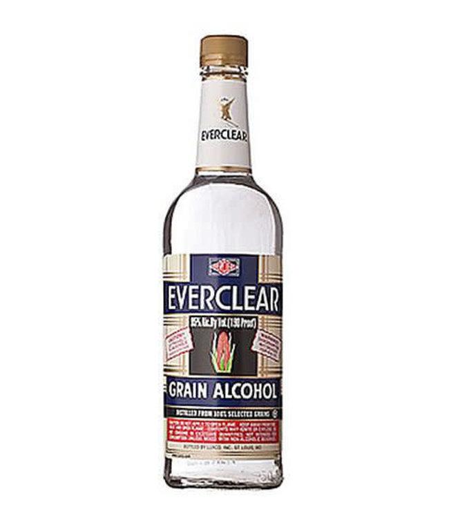 EVERCLEAR 190 EVERCLEAR 190 PROOF GRAIN ALCOHOL