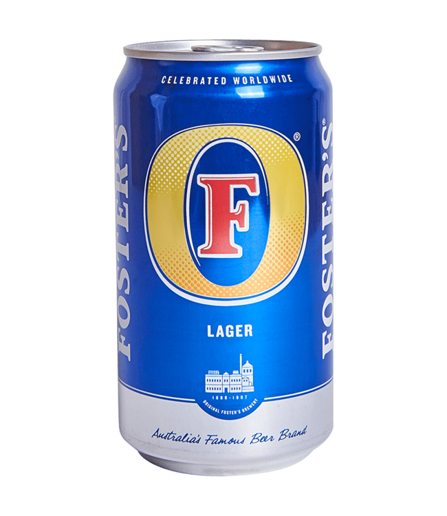FOSTER'S LAGER FOSTER'S LAGER