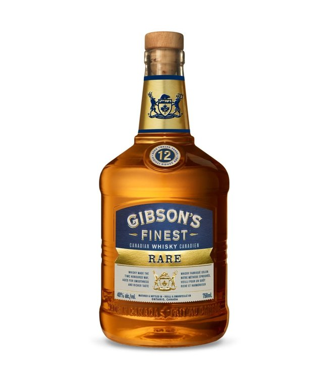 GIBSON GIBSON'S FINEST RARE 12 YEAR OLD