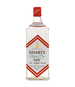 GILBEY GILBEY LONDON DRY