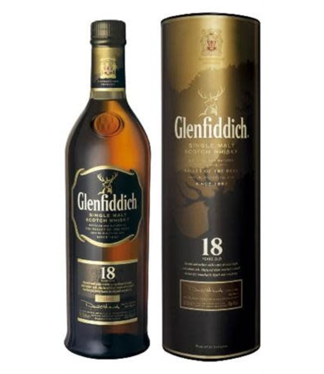 GLENFIDDICH GLENFIDDICH 18 YO ANCIENT RESERVE