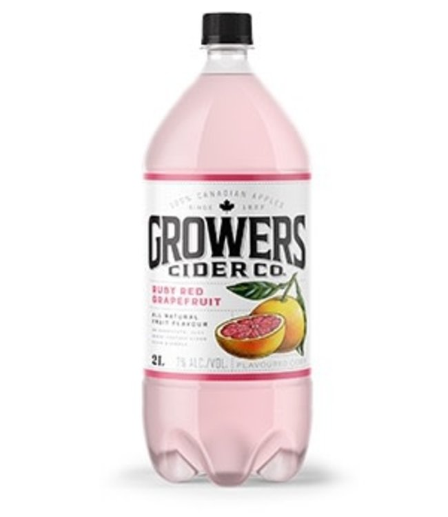 GROWERS GROWERS GRAPEFRUIT CIDER