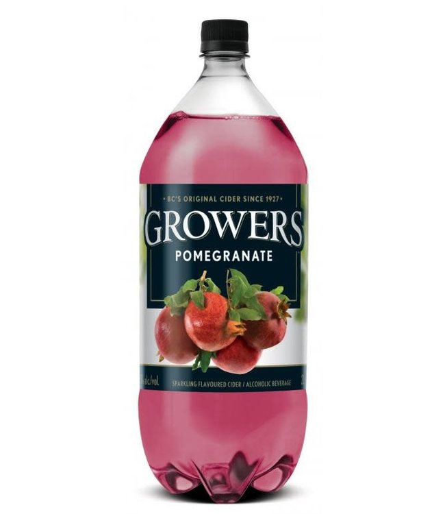 GROWERS GROWERS POMEGRANATE