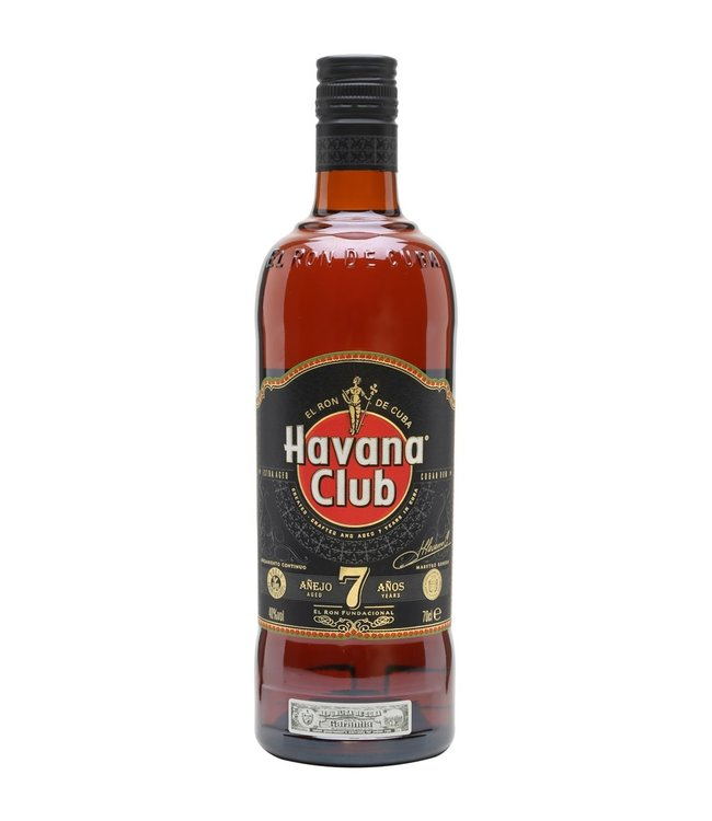 HAVANA CLUB 7 YEAR OLD HAVANA CLUB 7 YEAR OLD