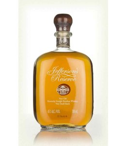 JEFFERSON'S RESERVE BOURBON JEFFERSON'S RESERVE BOURBON