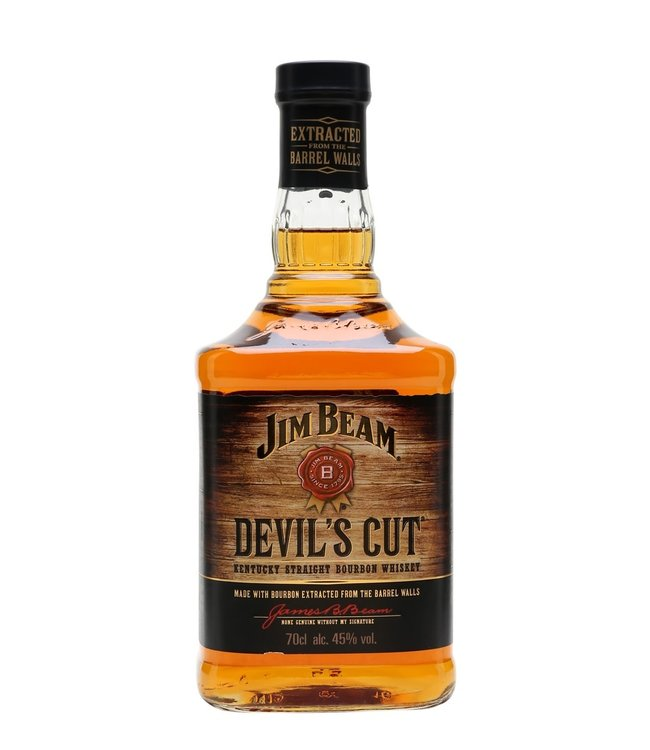 JIM BEAM JIM BEAM DEVIL'S CUT