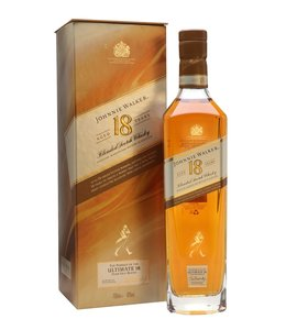JOHNNIE WALKER JOHNNIE WALKER PLATINUM LABEL 18 YEAR OLD