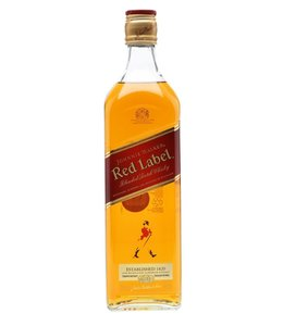 JOHNNIE WALKER JOHNNIE WALKER RED LABEL