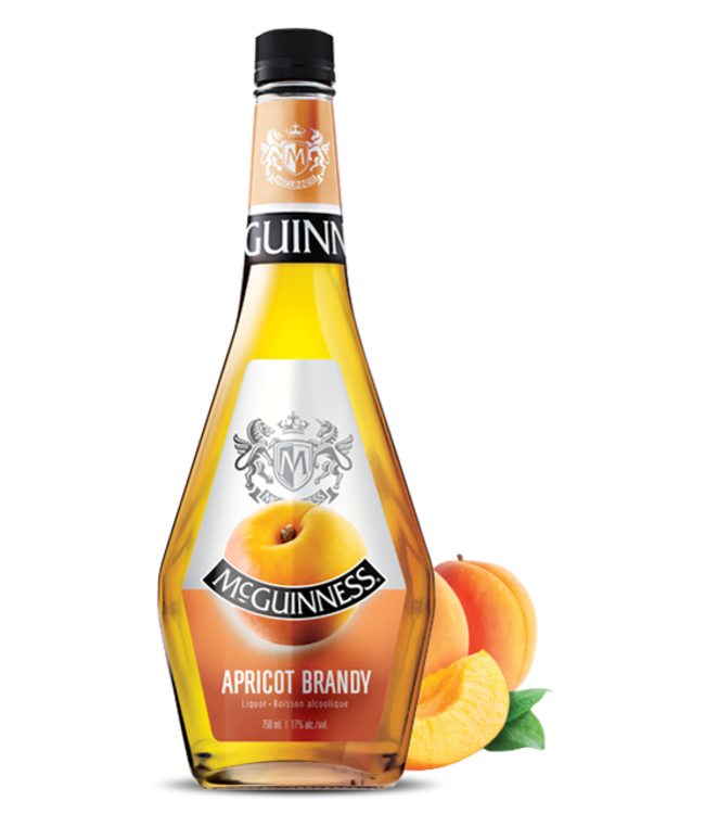 MCGUINNESS MCGUINNESS APRICOT BRANDY
