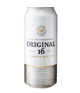 ORIGINAL 16 CANADIAN ORIGINAL 16 CANADIAN PALE ALE