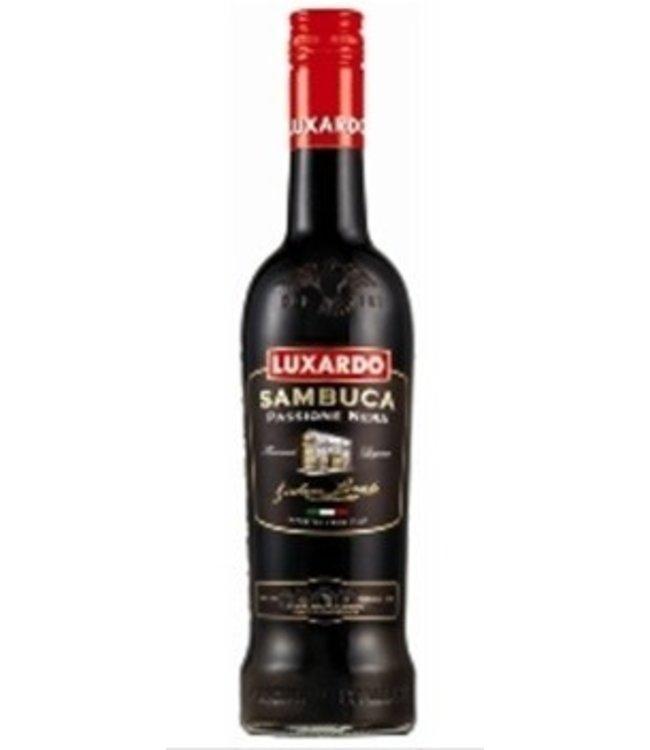 PASSIONE NERA (LUXARDO) PASSIONE NERA (LUXARDO) BLACK SAMBUCA