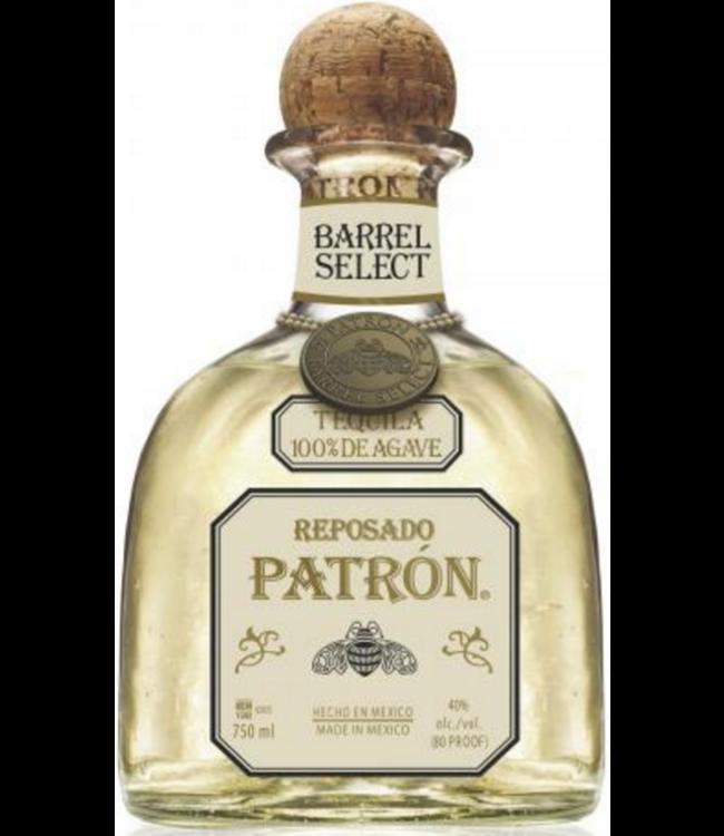 PATRON REPOSADO PATRON REPOSADO BARREL SELECT TEQUILA
