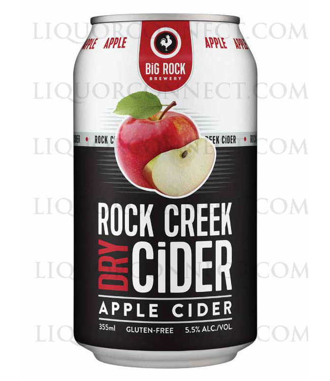 ROCK CREEK PREMIUM DRY APPLE CIDER (CLS) ROCK CREEK PREMIUM DRY APPLE CIDER (CLS)