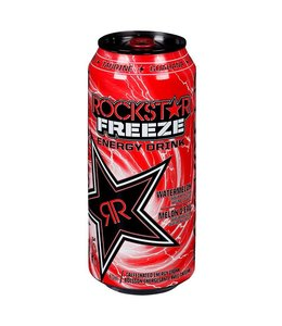 ROCKSTAR WATERMELON FREEZE 473ML CANS ROCKSTAR WATERMELON FREEZE 473ML CANS