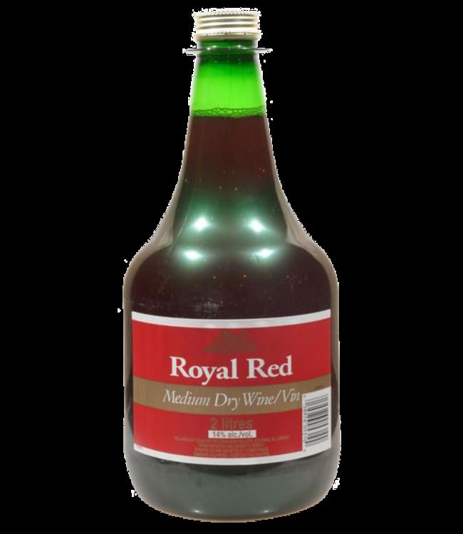 ROYAL RED - OKANAGAN CELLARS ROYAL RED - OKANAGAN CELLARS