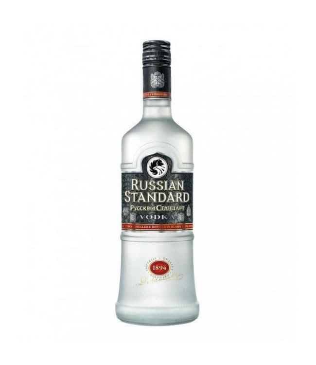RUSSIAN STANDARD VODKA RUSSIAN STANDARD VODKA