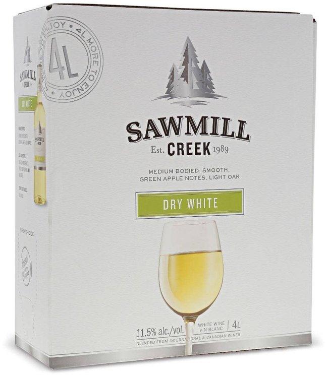 SAWMILL CREEK BARREL SELECT DRY WHITE SAWMILL CREEK BARREL SELECT DRY WHITE