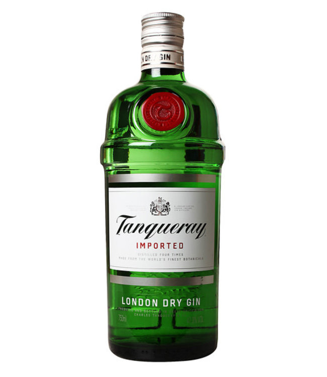 TANQUERAY LONDON DRY GIN TANQUERAY LONDON DRY GIN